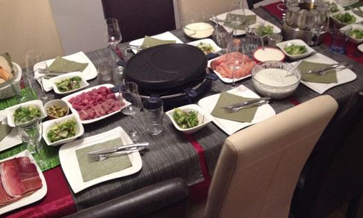 raclette-essen